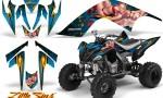 YAMAHA Raptor 700 CreatorX Graphics Kit Little Sins BlueIce BB 150x90 - Yamaha Raptor 700 2006-2012 Graphics