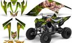 YAMAHA Raptor 700 CreatorX Graphics Kit Little Sins Green 150x90 - Yamaha Raptor 700 2006-2012 Graphics