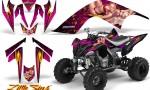 YAMAHA Raptor 700 CreatorX Graphics Kit Little Sins Pink 150x90 - Yamaha Raptor 700 2006-2012 Graphics