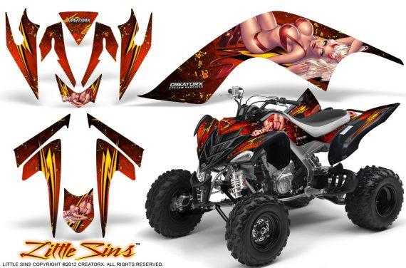 YAMAHA Raptor 700 CreatorX Graphics Kit Little Sins Red BB 570x376 - Yamaha Raptor 700 2006-2012 Graphics