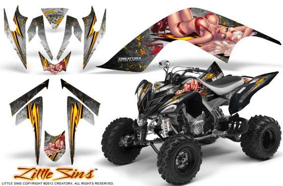 YAMAHA Raptor 700 CreatorX Graphics Kit Little Sins White BB 570x376 - Yamaha Raptor 700 2006-2012 Graphics