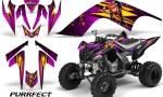 YAMAHA Raptor 700 CreatorX Graphics Kit Purrfect Pink 150x90 - Yamaha Raptor 700 2006-2012 Graphics