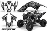 YAMAHA-Raptor-700-CreatorX-Graphics-Kit-Samurai-Black-Silver