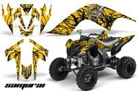 YAMAHA-Raptor-700-CreatorX-Graphics-Kit-Samurai-Black-Yellow