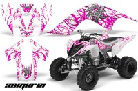 YAMAHA-Raptor-700-CreatorX-Graphics-Kit-Samurai-Pink-White