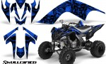 YAMAHA Raptor 700 CreatorX Graphics Kit Skullcified Blue BB 150x90 - Yamaha Raptor 700 2006-2012 Graphics