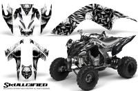 YAMAHA-Raptor-700-CreatorX-Graphics-Kit-Skullcified-Silver