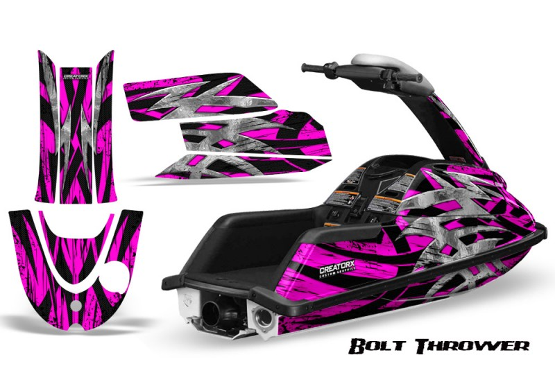 YAMAHA-SuperJet-CreatorX-Graphics-Kit-Bolt-Thrower-Pink