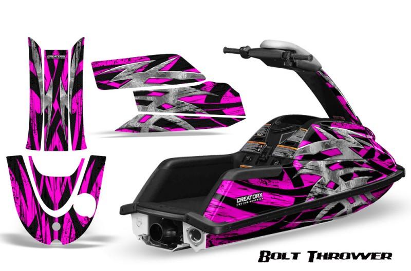 YAMAHA-SuperJet-CreatorX-Graphics-Kit-Bolt-Thrower-Pink