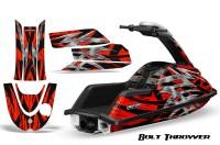 YAMAHA-SuperJet-CreatorX-Graphics-Kit-Bolt-Thrower-Red