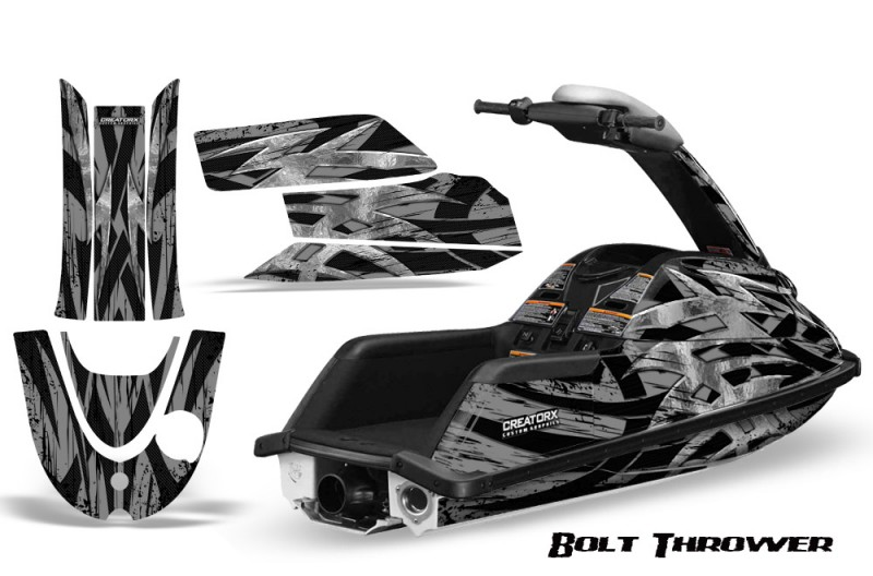 YAMAHA-SuperJet-CreatorX-Graphics-Kit-Bolt-Thrower-Silver