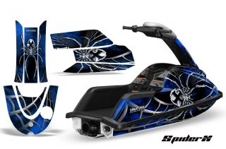 YAMAHA SuperJet CreatorX Graphics Kit SpiderX Blue 320x211 - Yamaha Superjet Graphics (round nose)