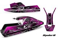 YAMAHA-SuperJet-Square-Nose-CreatorX-Graphics-Kit-SpiderX-Pink