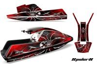 YAMAHA-SuperJet-Square-Nose-CreatorX-Graphics-Kit-SpiderX-Red