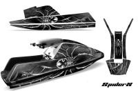 YAMAHA-SuperJet-Square-Nose-CreatorX-Graphics-Kit-SpiderX-Silver