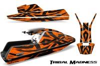 YAMAHA-SuperJet-Square-Nose-CreatorX-Graphics-Kit-Tribal-Madness-Orange