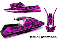 YAMAHA-SuperJet-Square-Nose-CreatorX-Graphics-Kit-Tribal-Madness-Pink