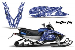 Yamaha Apex 2012 2013 AMR Graphics Kit Butterfly W U 320x211 - Yamaha Apex Snowmobile 2011-2018 Graphics