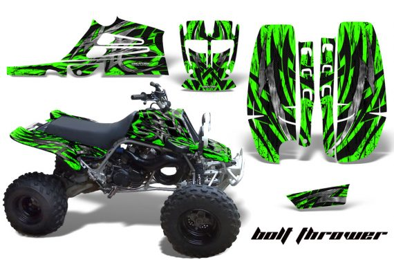 Yamaha Banshee Full Bore CreatorX Graphic Kit Bolt Thrower Green BB 570x376 - Yamaha Banshee 350 Graphics for Full Bore Plastics
