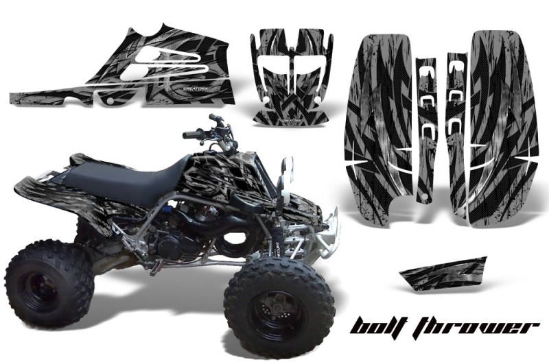 Yamaha-Banshee-Full-Bore-CreatorX-Graphic-Kit-Bolt-Thrower-Silver-BB