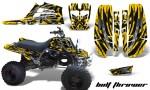 Yamaha Banshee Full Bore CreatorX Graphic Kit Bolt Thrower Yellow BB 150x90 - Yamaha Banshee 350 Graphics for Full Bore Plastics