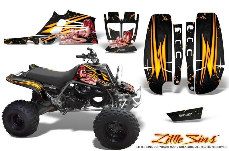 Yamaha-Banshee-Full-Bore-CreatorX-Graphic-Kit-Little-Sins-Black