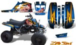 Yamaha Banshee Full Bore CreatorX Graphic Kit Little Sins Blue BB 150x90 - Yamaha Banshee 350 Graphics for Full Bore Plastics