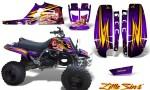 Yamaha Banshee Full Bore CreatorX Graphic Kit Little Sins Purple 150x90 - Yamaha Banshee 350 Graphics for Full Bore Plastics