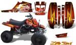 Yamaha Banshee Full Bore CreatorX Graphic Kit Little Sins Red 150x90 - Yamaha Banshee 350 Graphics for Full Bore Plastics