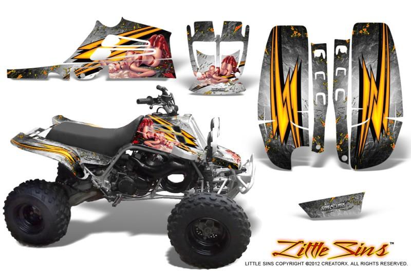 Yamaha-Banshee-Full-Bore-CreatorX-Graphic-Kit-Little-Sins-White