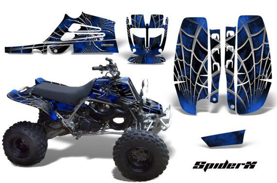 Yamaha Banshee Full Bore CreatorX Graphic Kit SpiderX Blue Black 570x376 - Yamaha Banshee 350 Graphics for Full Bore Plastics