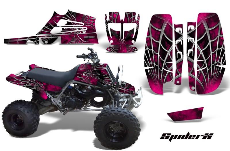 Yamaha-Banshee-Full-Bore-CreatorX-Graphic-Kit-SpiderX-Pink-Black