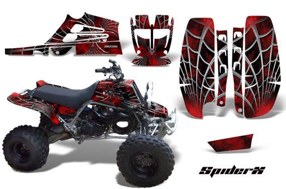 Yamaha Banshee Full Bore CreatorX Graphic Kit SpiderX Red Black 570x376 - Yamaha Banshee 350 Graphics for Full Bore Plastics