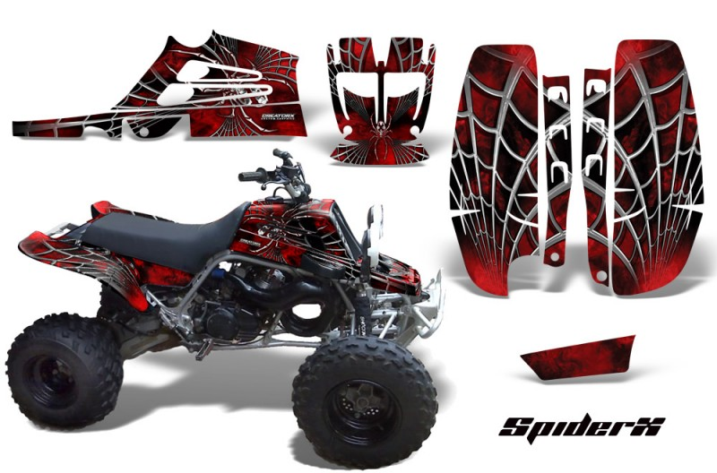 Yamaha-Banshee-Full-Bore-CreatorX-Graphic-Kit-SpiderX-Red-Black