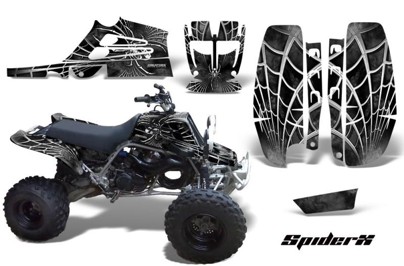Yamaha-Banshee-Full-Bore-CreatorX-Graphic-Kit-SpiderX-Silver-Black