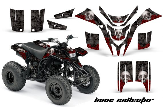 Yamaha Blaster AMR Graphics Kit BoneCollector Black 570x376 - Yamaha Blaster 200 YFS200 Graphics