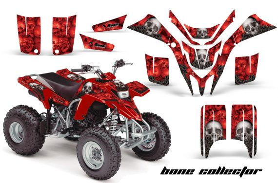 Yamaha Blaster AMR Graphics Kit BoneCollector Red 570x376 - Yamaha Blaster 200 YFS200 Graphics
