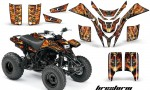 Yamaha Blaster AMR Graphics Kit Firestorm Black 150x90 - Yamaha Blaster 200 YFS200 Graphics