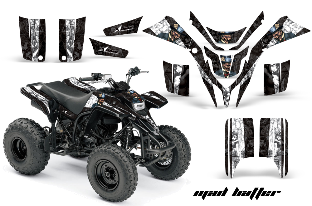 Yamaha Blaster Decal Kits