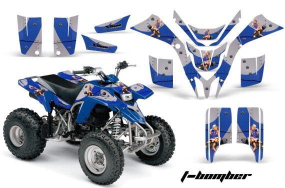 Yamaha Blaster AMR Graphics Kit TBomber Blue 570x376 - Yamaha Blaster 200 YFS200 Graphics