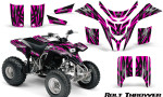 Yamaha Blaster CreatorX Graphics Kit Bolt Thrower Pink 150x90 - Yamaha Blaster 200 YFS200 Graphics