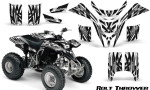 Yamaha Blaster CreatorX Graphics Kit Bolt Thrower White 150x90 - Yamaha Blaster 200 YFS200 Graphics