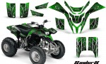 Yamaha Blaster CreatorX Graphics Kit SpiderX Green 150x90 - Yamaha Blaster 200 YFS200 Graphics
