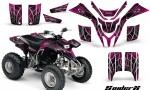 Yamaha Blaster CreatorX Graphics Kit SpiderX Pink 150x90 - Yamaha Blaster 200 YFS200 Graphics