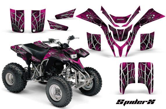 Yamaha Blaster CreatorX Graphics Kit SpiderX Pink 570x376 - Yamaha Blaster 200 YFS200 Graphics