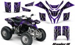 Yamaha Blaster CreatorX Graphics Kit SpiderX Purple 150x90 - Yamaha Blaster 200 YFS200 Graphics