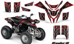Yamaha Blaster CreatorX Graphics Kit SpiderX Red 150x90 - Yamaha Blaster 200 YFS200 Graphics