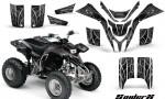 Yamaha Blaster CreatorX Graphics Kit SpiderX Silver 150x90 - Yamaha Blaster 200 YFS200 Graphics