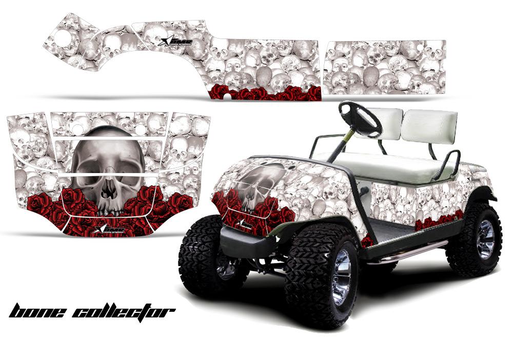 yamaha golf cart utv 1995 2006 graphics