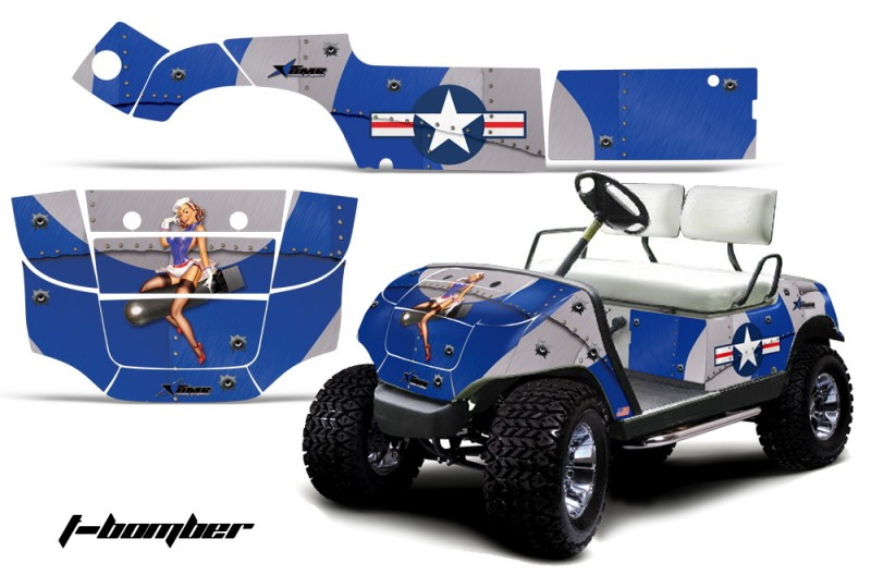 Yamaha-Golf-Cart-AMR-Graphics-Kit-TB-U